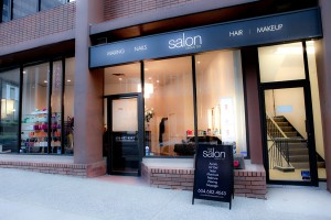 Salon Beauty Bar Front
