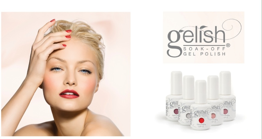 Get Gelished Nails!