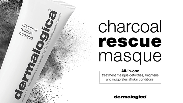 Charcoal masque