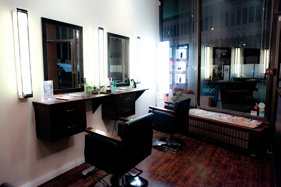 Hair Services The Salon Beauty Bar